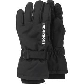 DIDRIKSONS Biggles Five Gloves Kids, black